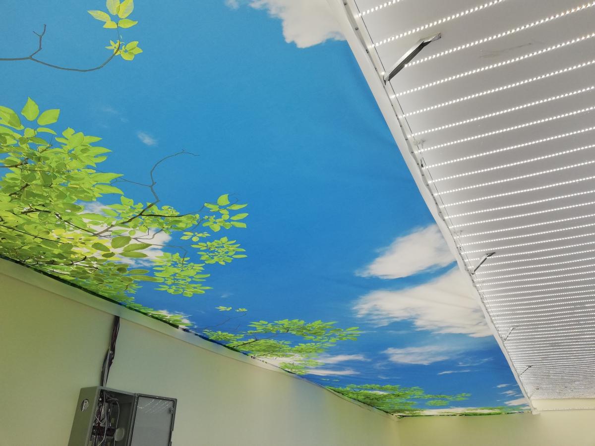Окачени тавани? Вижте неограничените възможности на опънатите тавани да внесат красота и уют във Вашия дом! От Clipso!
